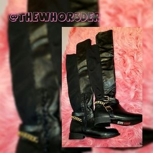 *NEW* Suzy Shier Thigh-high boots💣